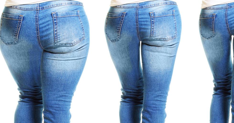jeans för korta tjejer