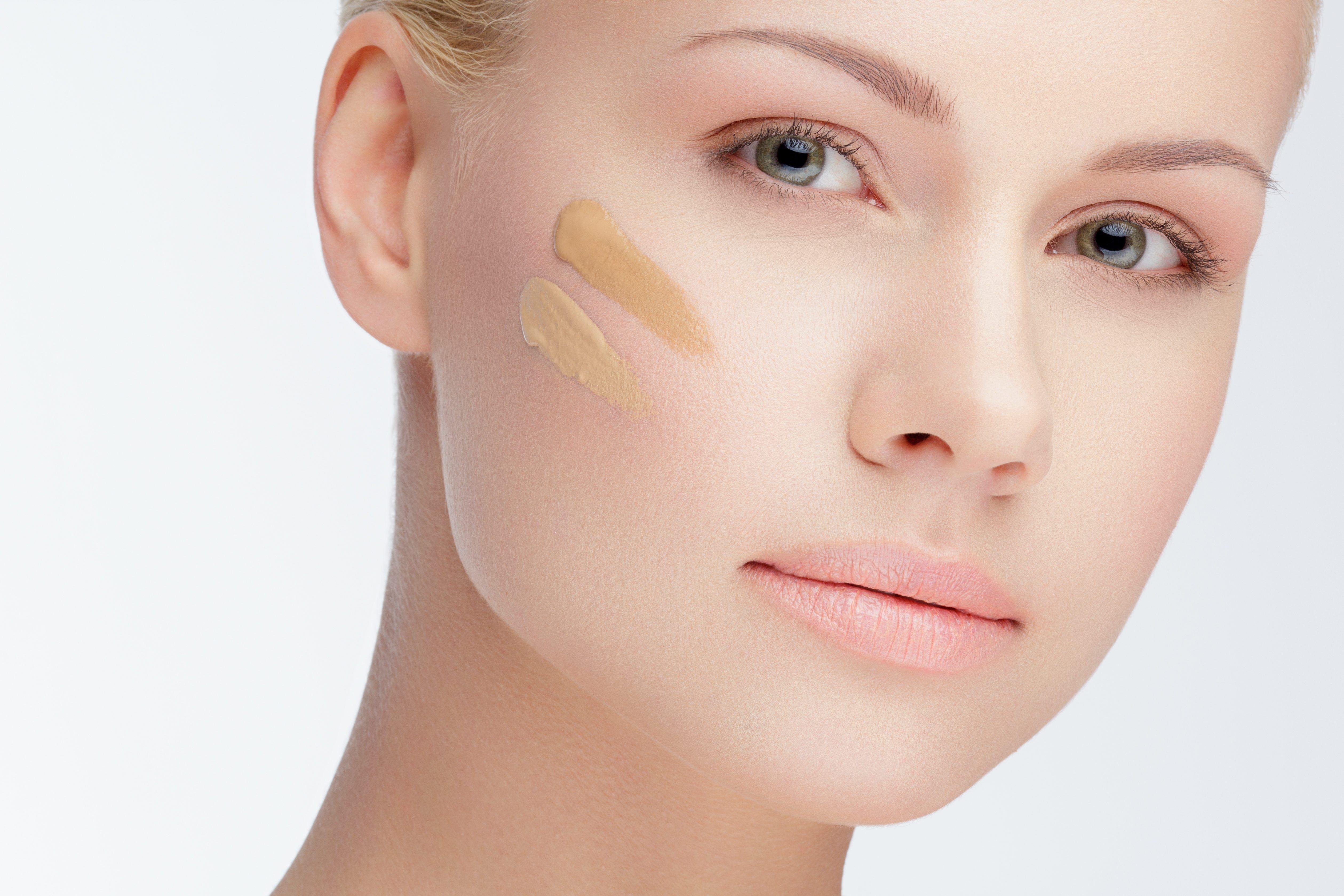 bleka huden tips
