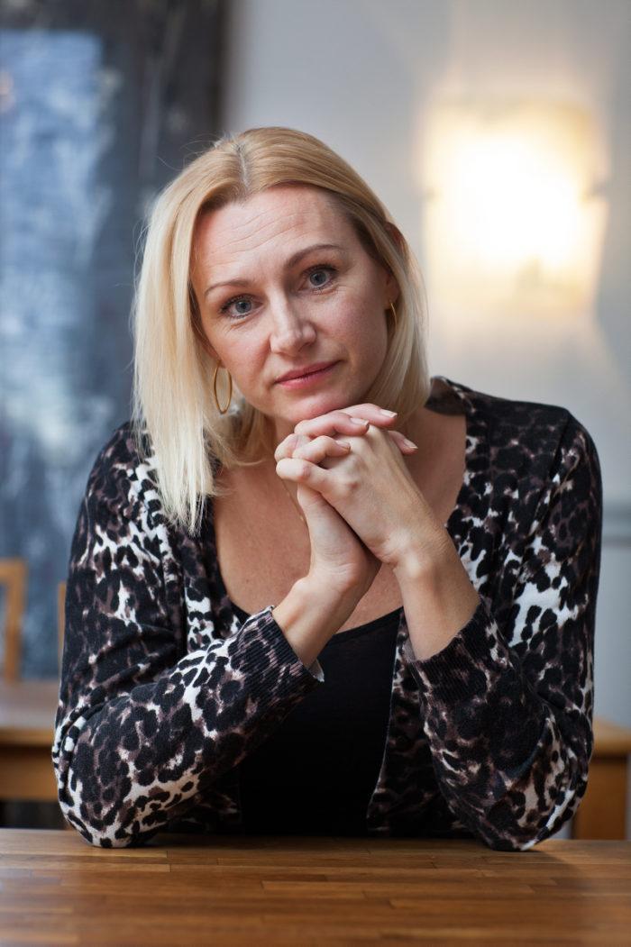 Br stcancer Liselotte Wallebring