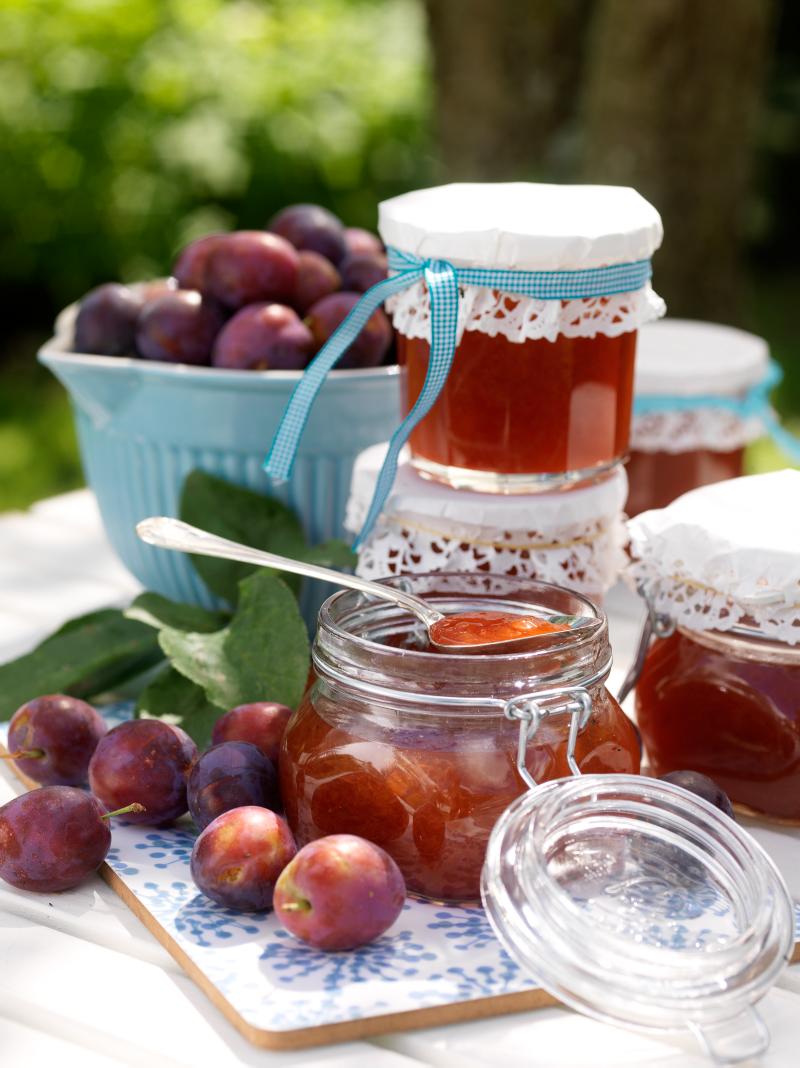 Marmelad av plommon