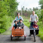 Familjen som tog ett bilfritt år