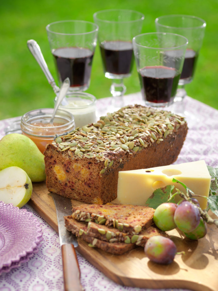 Fantastiskt glutenfritt bröd