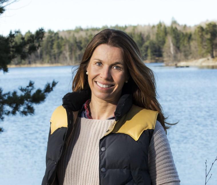 Magdalena Forsberg: Jag är livrädd för björnar! | Året Runt