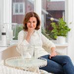 Kriminalförfattaren Viveca Sten
