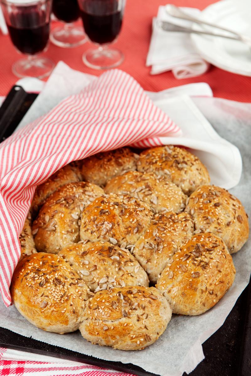 Vackert brytbröd