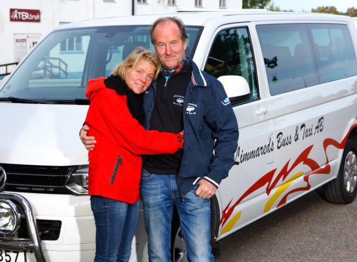 Maria och hennes man Lennart