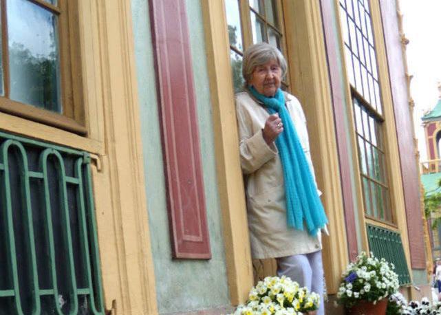 Dagny sveriges äldsta bloggare
