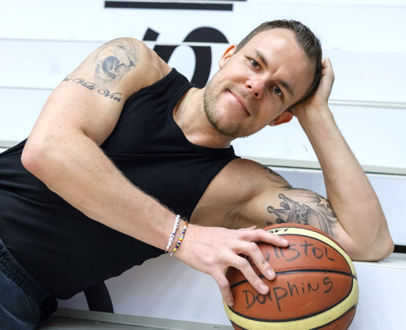 Lars Mortensen Handikap Basket