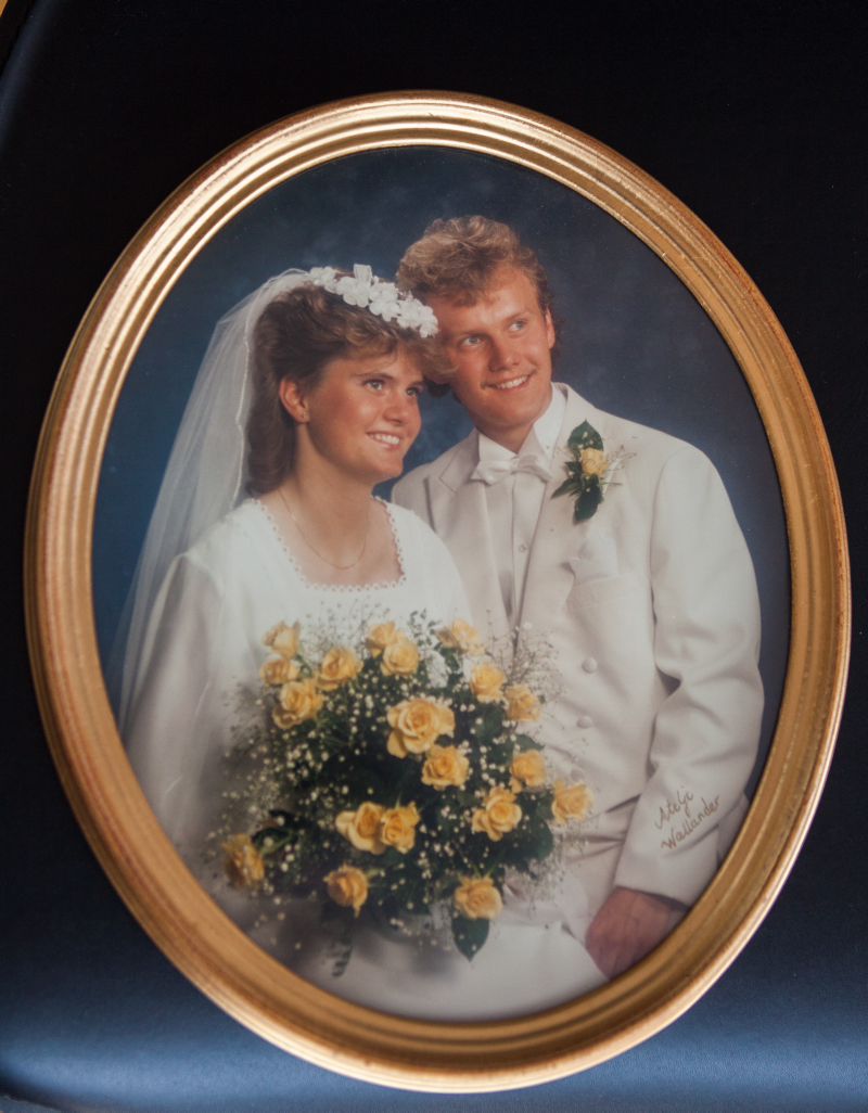 Min man blev min fru