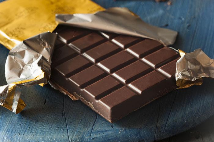Anledningarna ata mer choklad