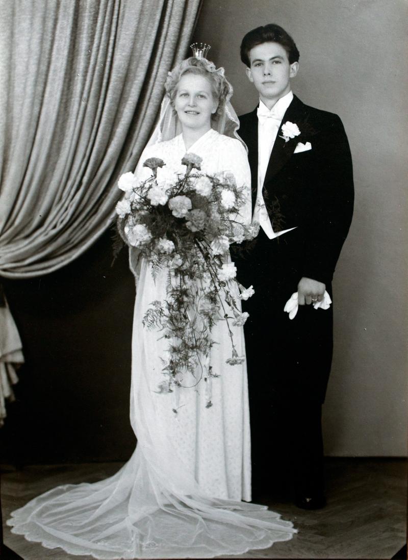 Ulla och Helge Lindahl Hånger