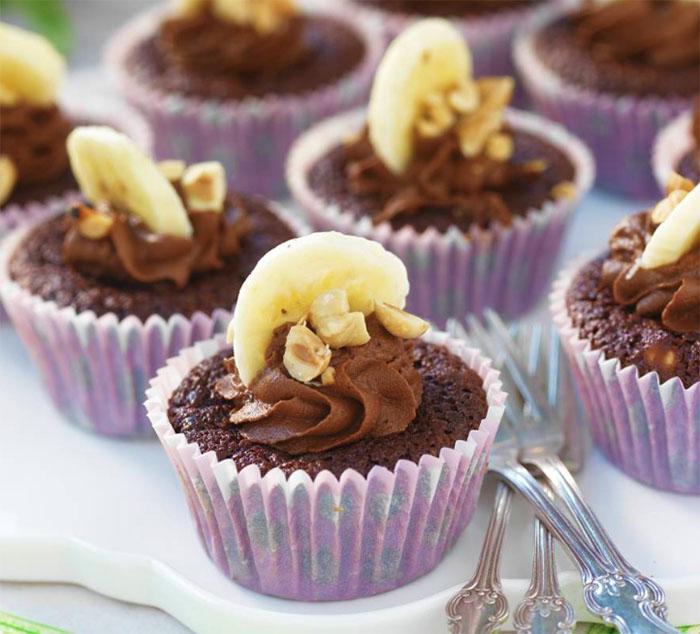 glutenfria muffins mandelmjöl