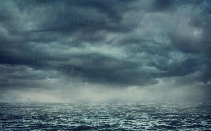 påverkas du av vädret?