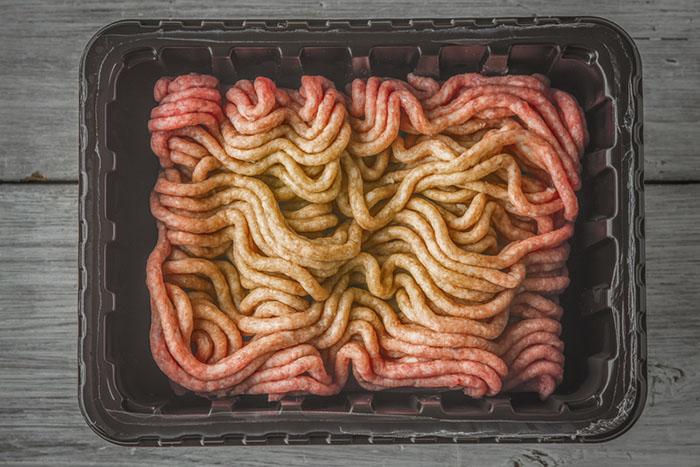 Blir köttfärsen dålig?
