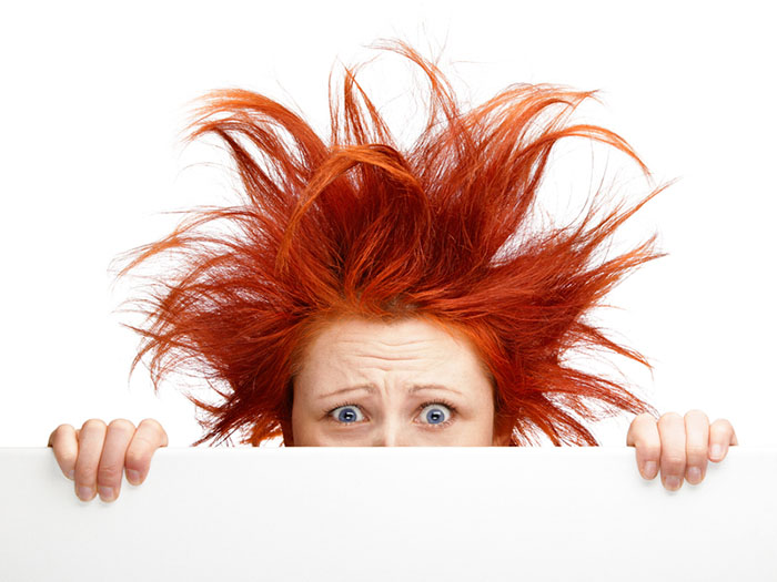 extremt torrt hår tips