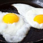 Frukost ägg