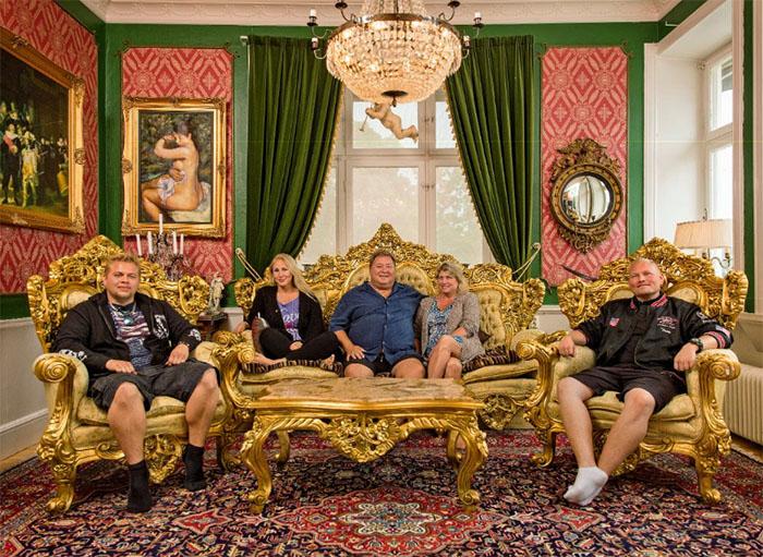 familjen Lars-Ivan Karlsson