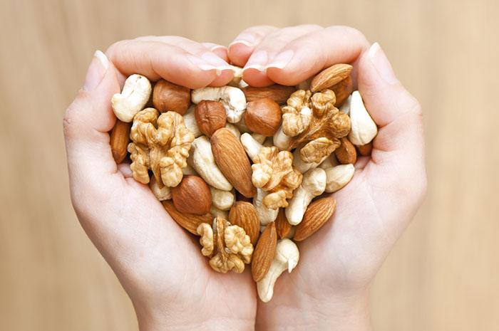 Skrumpna nötter
