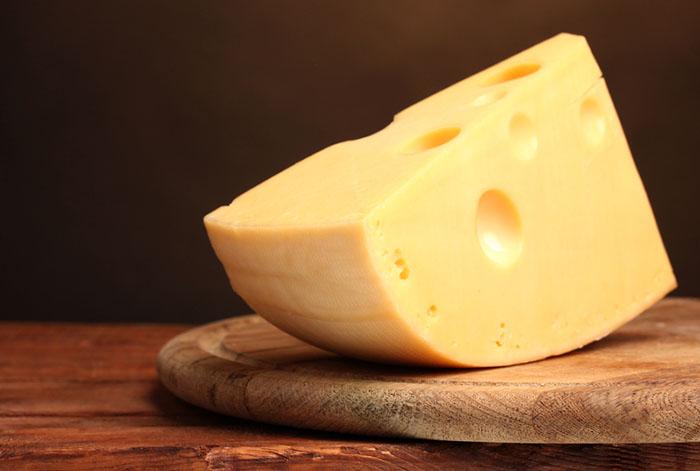 Möglig hård ost