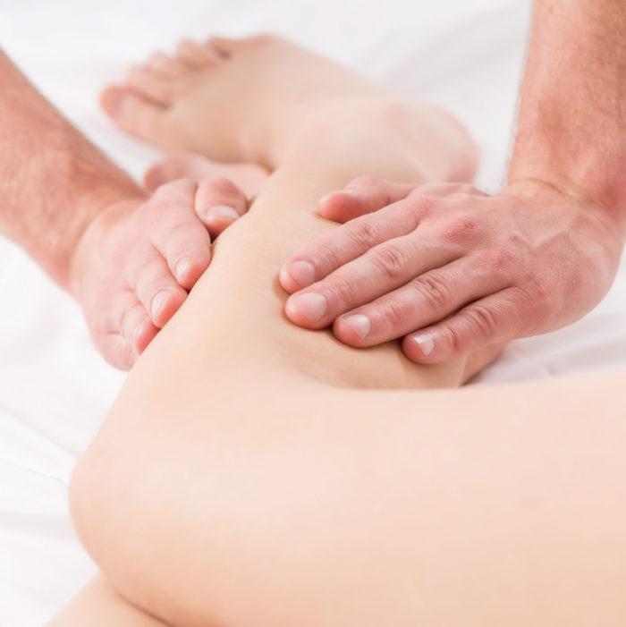 Manuell lymfdränage är en massageteknik som är effektiv mot ödem.