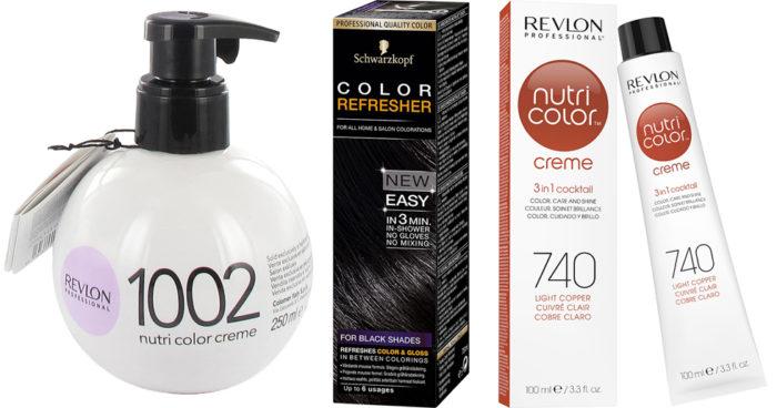 bästa schampo och balsam för färgat hår
