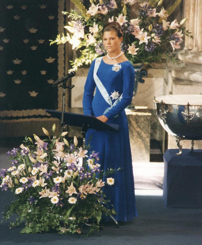 kronprinsessan victoria 18 års tal Kronprinsessan Victoria 40 år | Året Runt kronprinsessan victoria 18 års tal