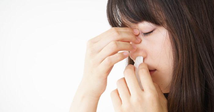 blöder näsblod varje dag