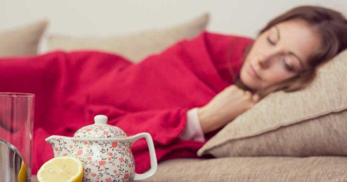 hur vet man att man har influensa