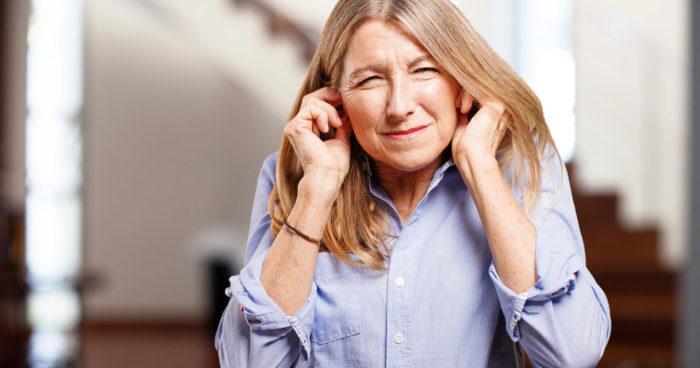 Menieres sjukdom drabbar ofta kvinnor i medeåldern