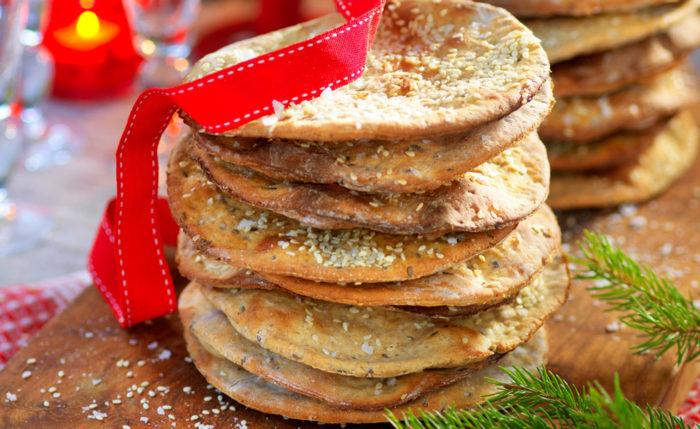 Knäckebröd med linfrö recept