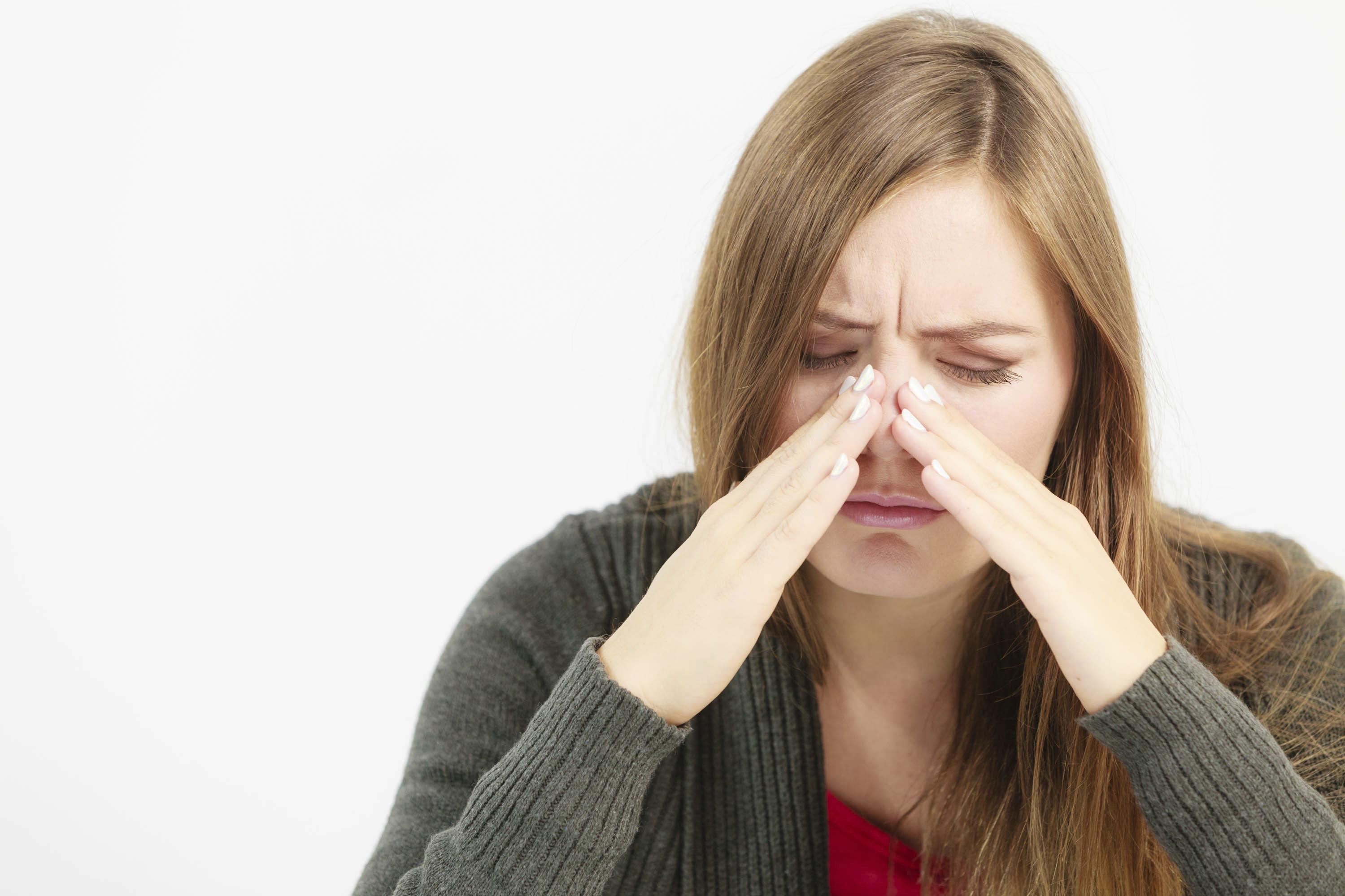 varför får man bihåleinflammation