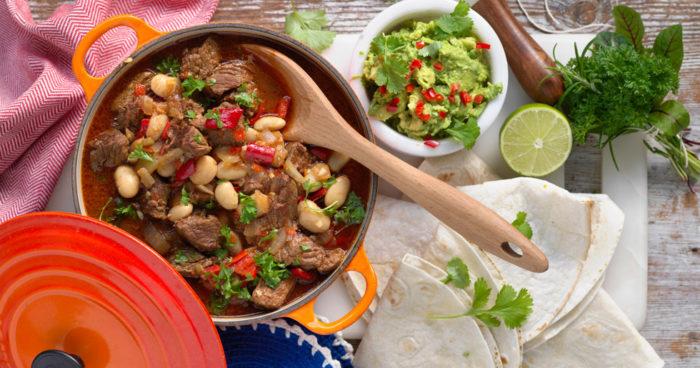 Chiligryta på högrev recept