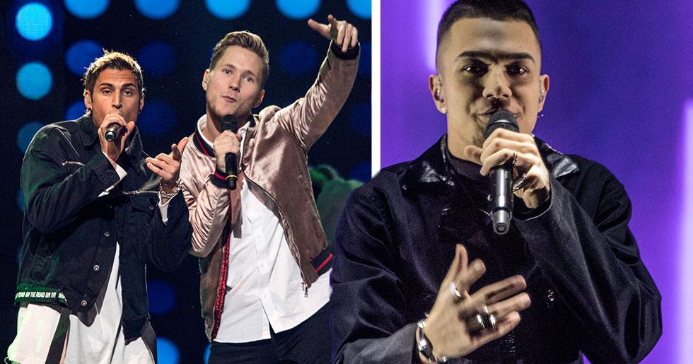 Melodifestivalen Deltävling 2: Melodifestivalen Deltävling 2 Vidare Till Final