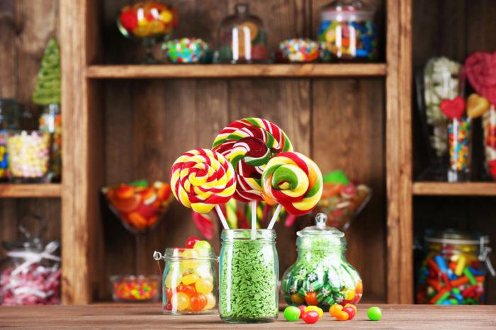 hur mycket godis äter vi i sverige