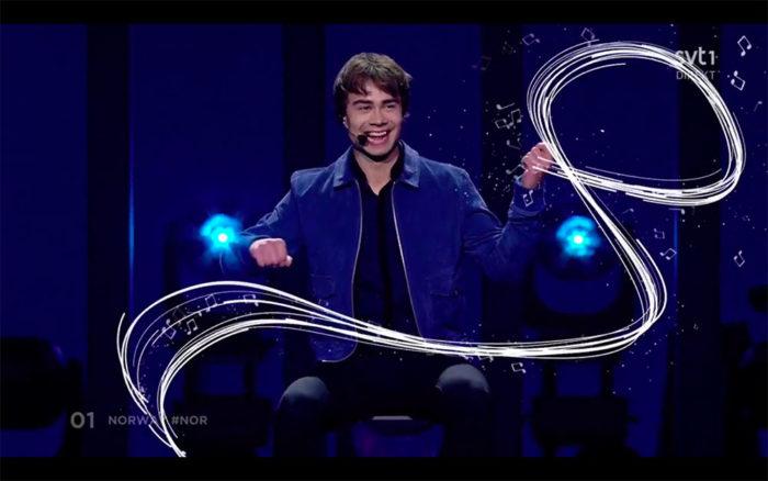 Alexander Rybak i Eurovision Song Contest 2018