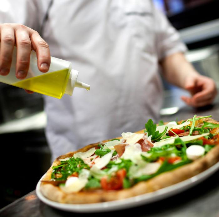 Flest pizzerior i Sverige heter Milano.