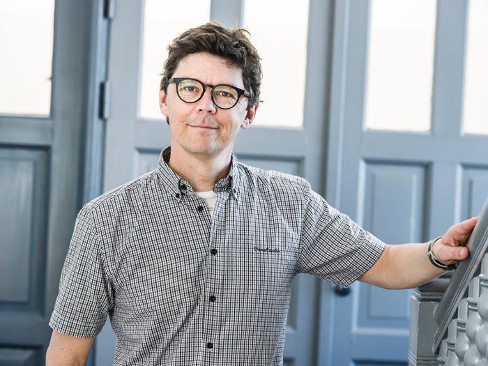 Adam Linder, överläkare vid infektionskliniken på Skånes Universitetssjukhus och sepsisforskare