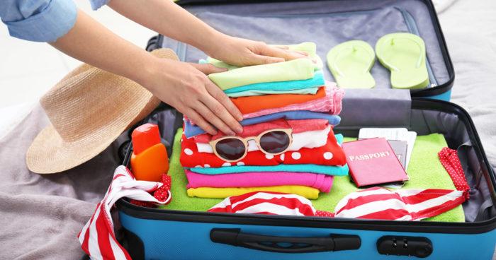 Packa smart för semestern