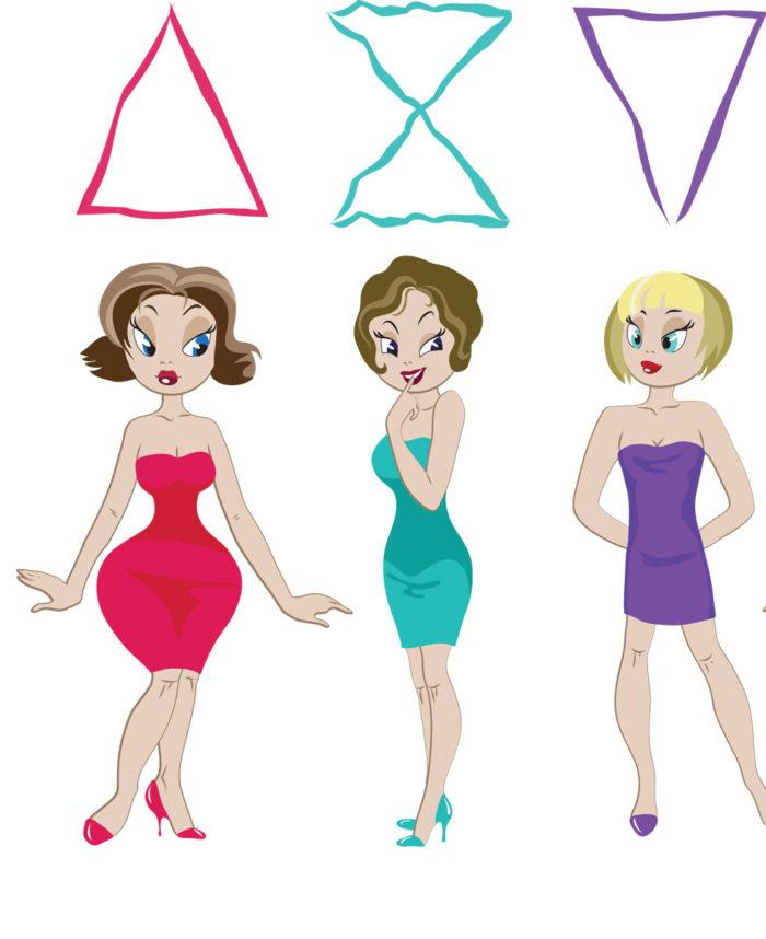 Hitta rätt klänning för din passform
