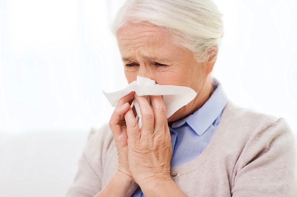 förkylning hur länge smittar man