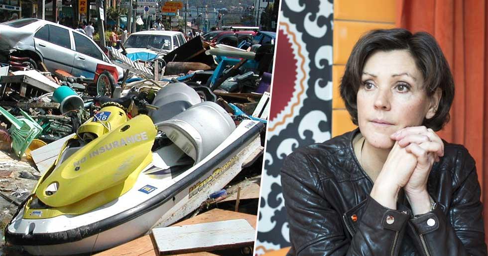 Flicka hittad tio ar efter tsunamin