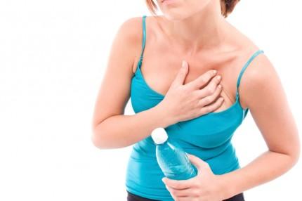 kramp i hjärtmuskeln