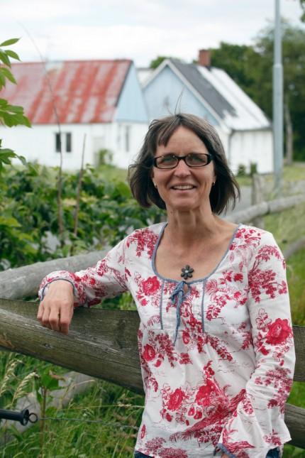 Annette blev fri från endometrios