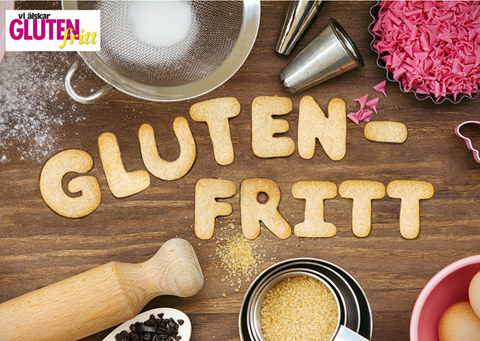 Glutenfri bakkurs gott och glutenfritt