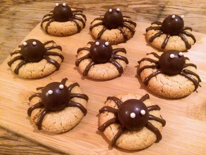 Glutenfria spindelkakor