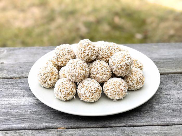 Baka glutenfria morotsbollar