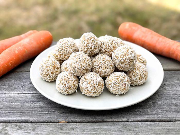 Glutenfria morotsbollar