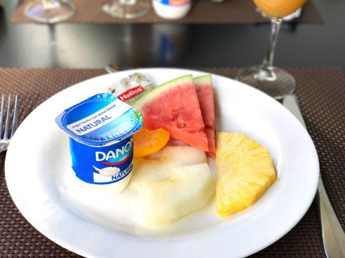 Glutenfri frukost Spanien