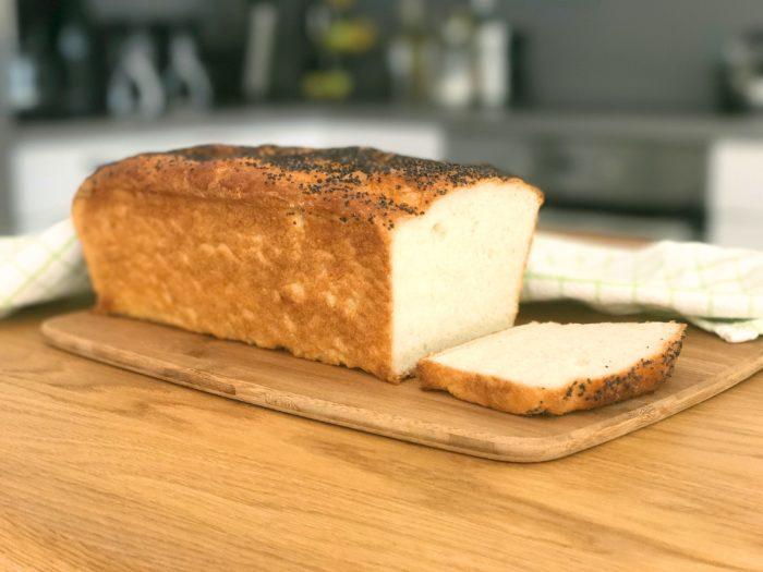 Glutenfritt formbröd att rosta