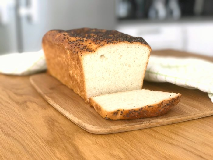 Glutenfritt rostbröd